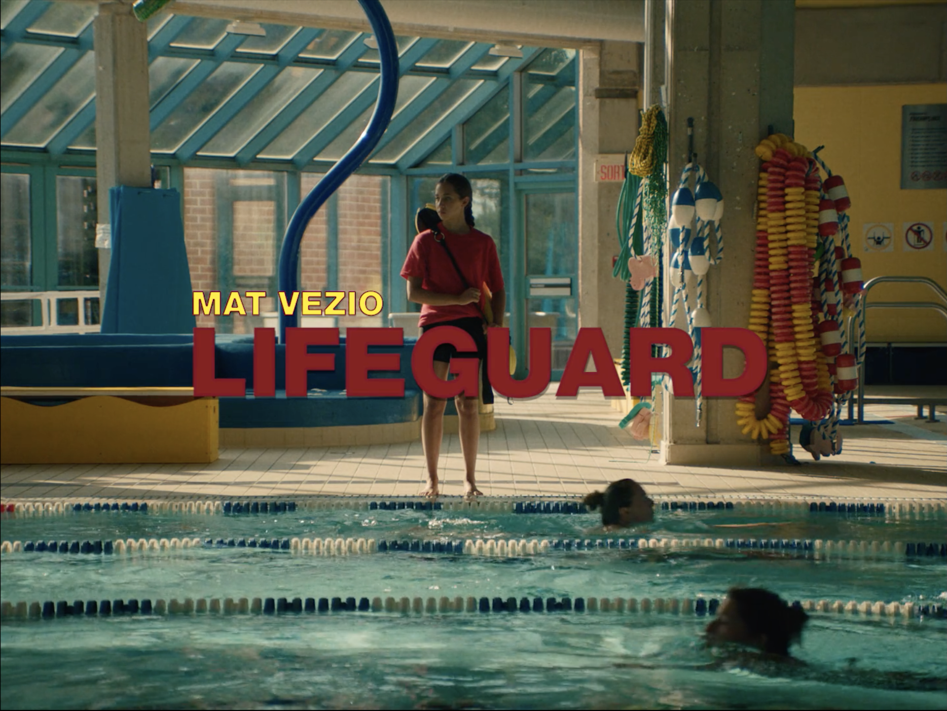 LIFEGUARD - Mat Vezio (music video)